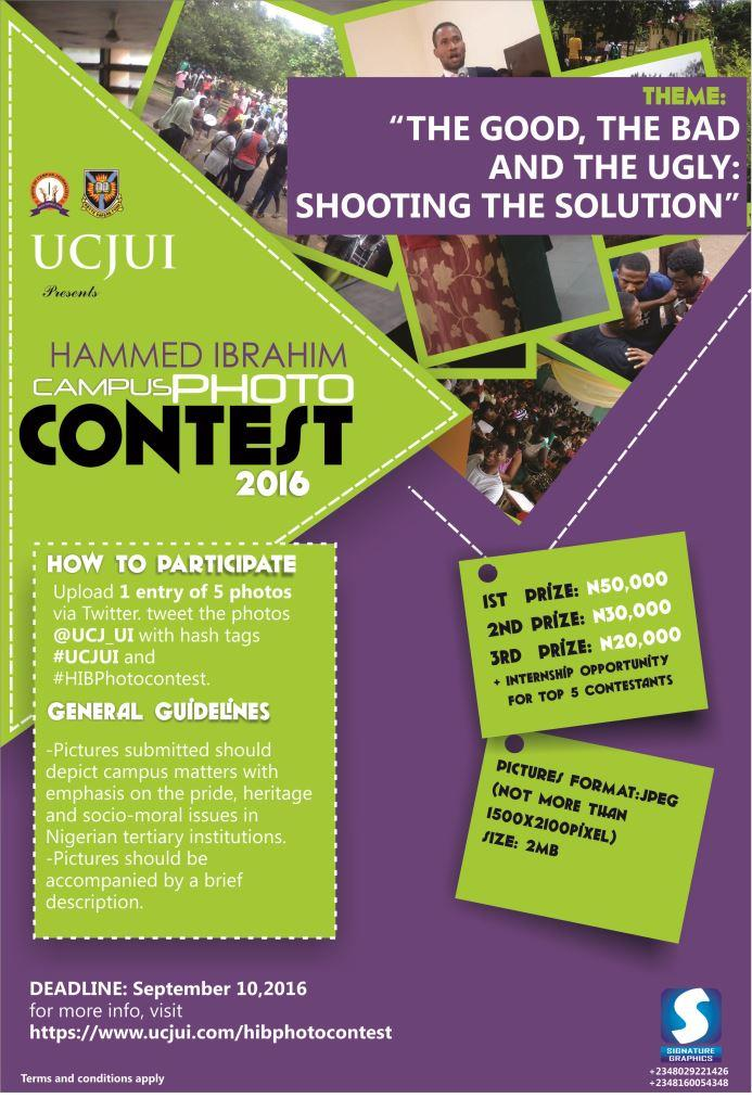 Hammed Ibrahim Photo Contest