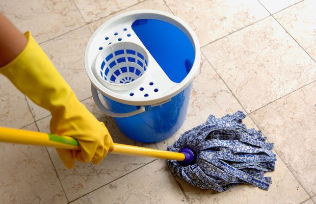 cleaning rush