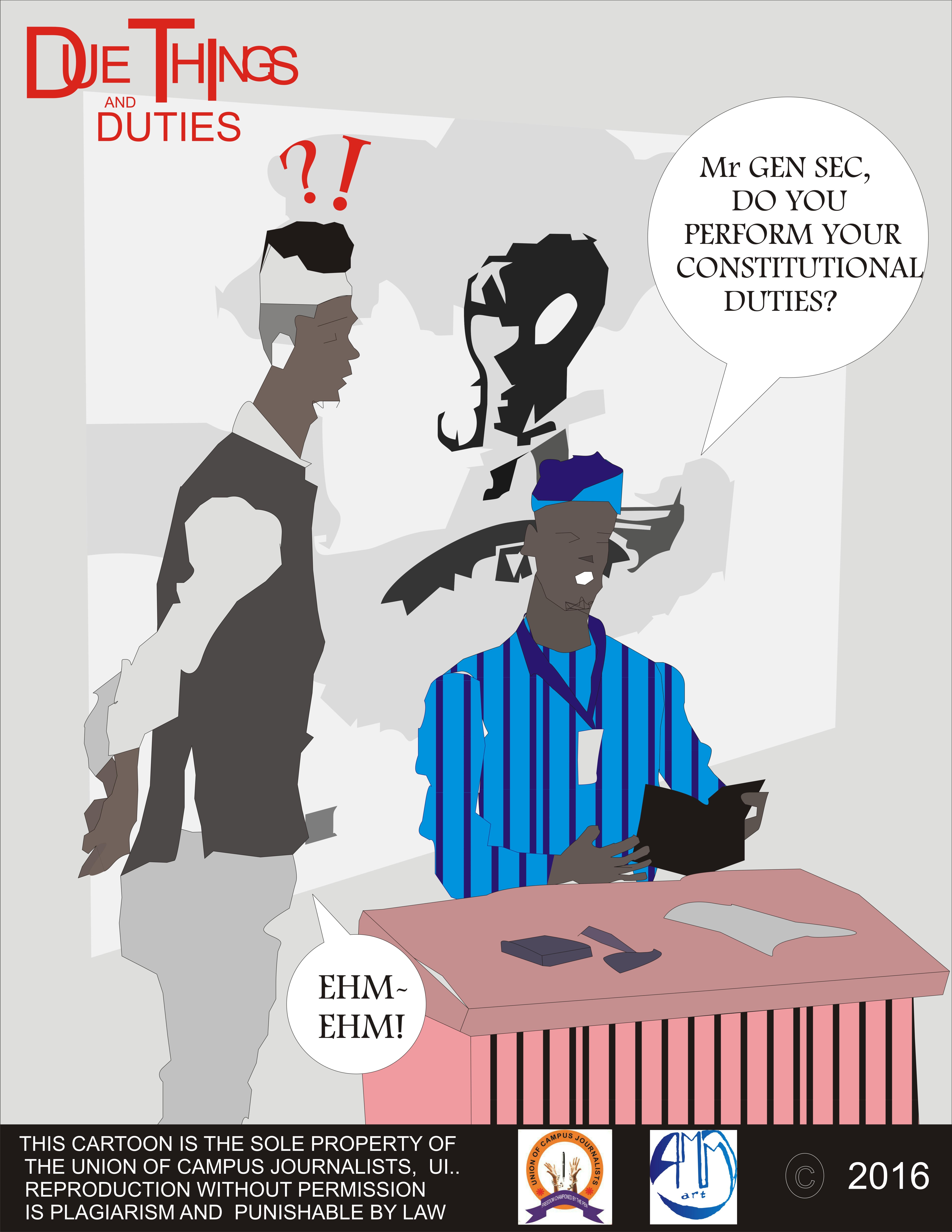 constitutional duties